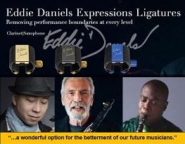 Eddie Daniels – Homepage Slot 3