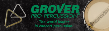 Grover Percussion – sidebar