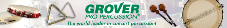 Grover Percussion – mobile