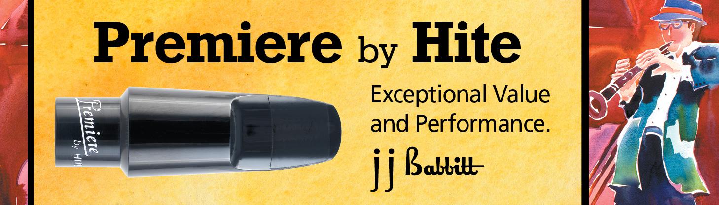 JJ Babbitt – clarinet – sidebar