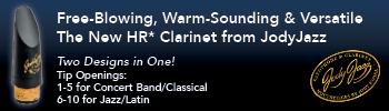 jody jazz clarinet – sidebar