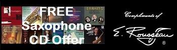 Rousseau – Saxophone Sidebar