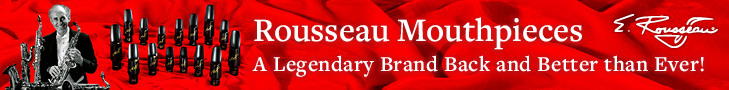 Rousseau woodwinds – leader