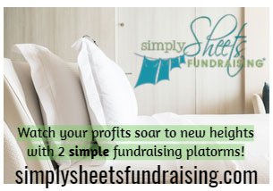 Simply Sheets Fundraising- Fundraising After Slide Ad