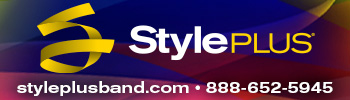 Style Plus Home page – sidebar