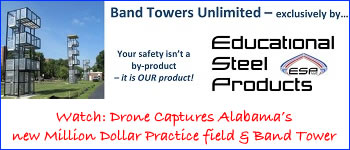 band towers live webcast
