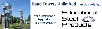 Band Towers – Drill Design Sidebar