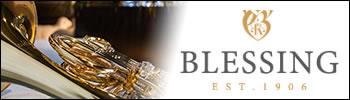 Blessing brass french horn – side bar
