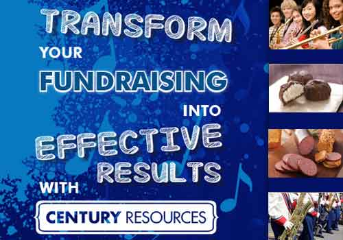 Century Resources – Fundraising After Slide Ad