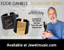 Eddie Daniels- Homepage Slot 3