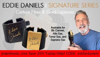 Eddie Daniels Live Webcast