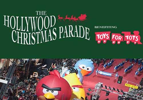 Hollywood Parade – Parades Lower Ads Col1