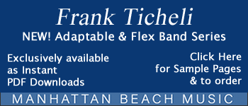 Manhattan Beach Beginning Band Flex – Sidebar