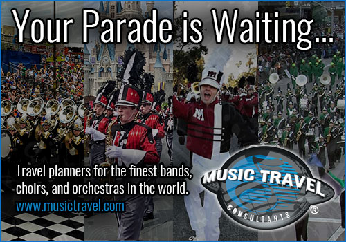 Music Travel Consultants parades – lower