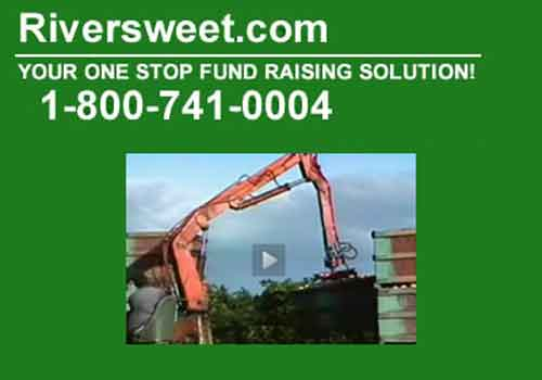 River Sweet Online – Fundraising After Slide Ad