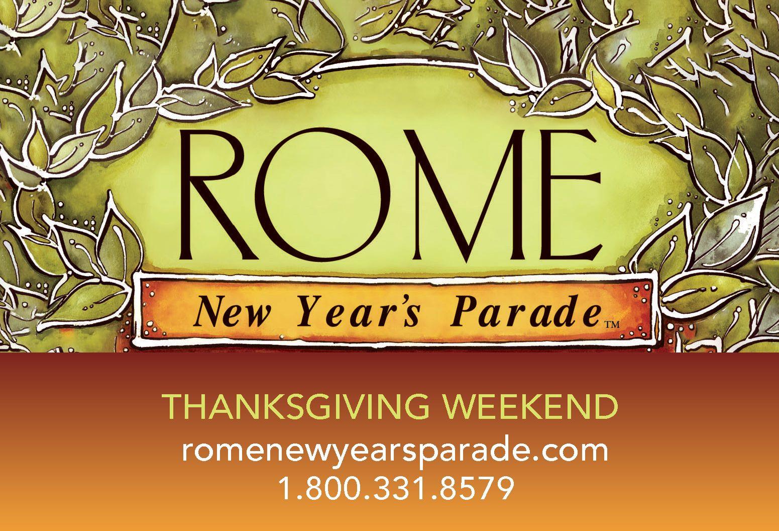 Gateway Rome Parade – Parades Lower Ads Col1