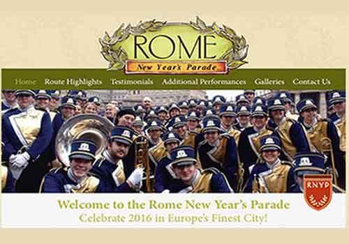 Rome RNYP Parade – Parades Lower Ads Col1