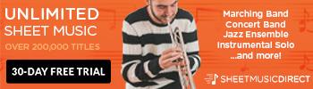 Sheet Music Plus – Music publishing – sidebar