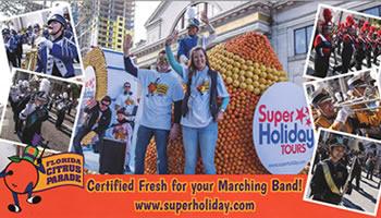 super holiday Citrus live webcast