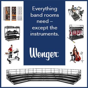 Wenger – Concert Band Sb