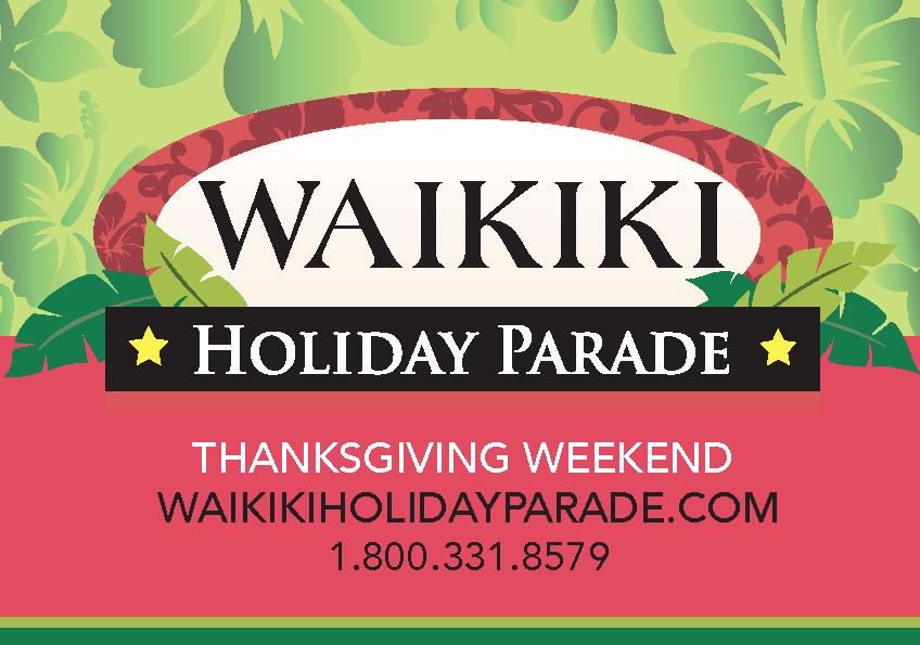Gateway Waikiki Holiday Parade – Parades Lower Ads Col3