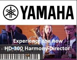 Yamaha – Homepage Slot 3