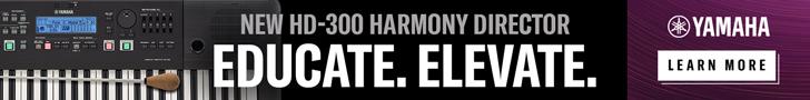 Yamaha harmony home page – top leader